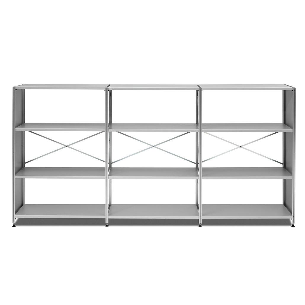 system regal 344 thut m bel. Black Bedroom Furniture Sets. Home Design Ideas