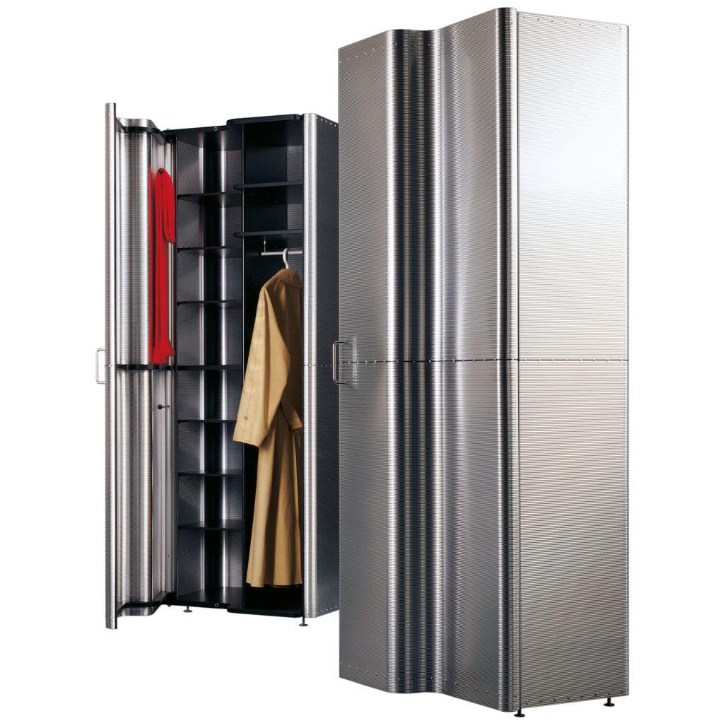 aluminium-schrank 380 | thut möbel