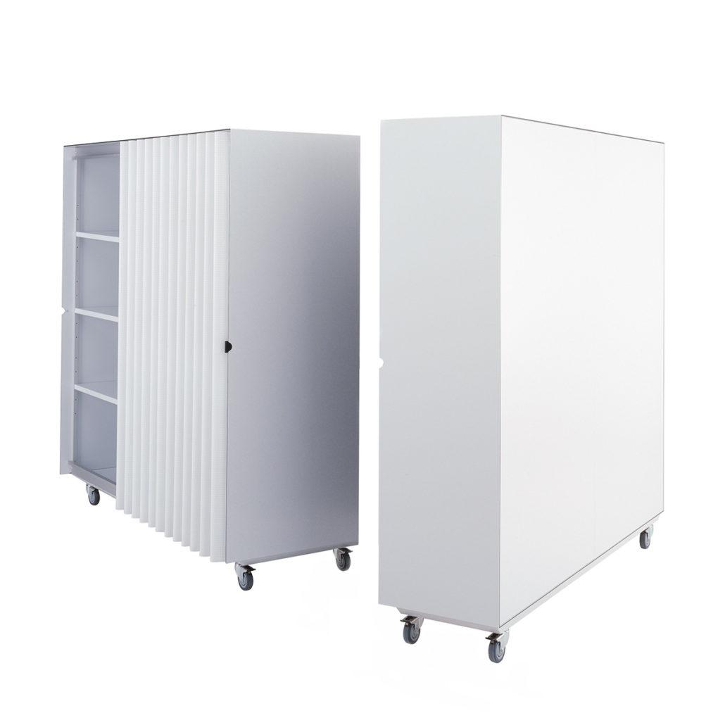 alucobond schrank 450 thut m bel. Black Bedroom Furniture Sets. Home Design Ideas
