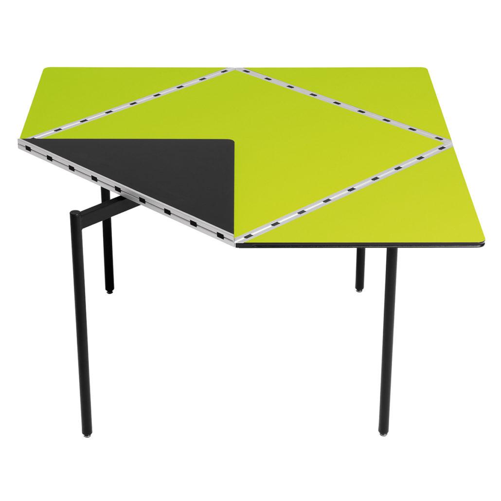 Tisch zeichnung  Drehklapp-Tisch 511 | Thut Möbel